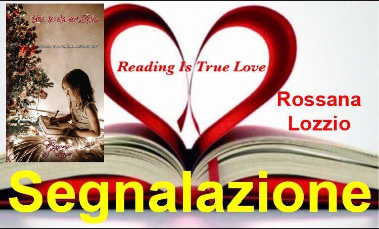 """Segnalazione """"Una favola per Asia"""" di Rossana Lozzio"""